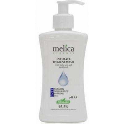 Płyn do higieny intymnej z kwasem mlekowym i pantenolem Melica
