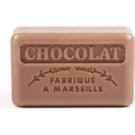 Mydło marsylskie z masłem shea - Czekolada