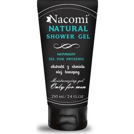 Naturalny żel pod prysznic dla mężczyzn