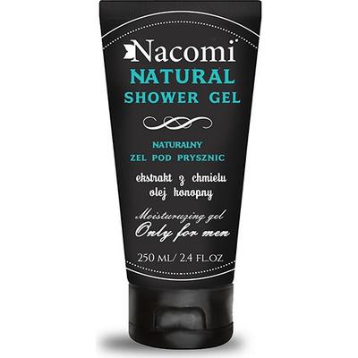 Naturalny żel pod prysznic dla mężczyzn Nacomi