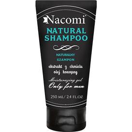 Naturalny szampon dla mężczyzn