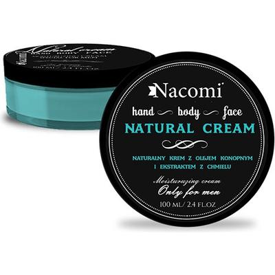 Naturalny krem dla mężczyzn Nacomi