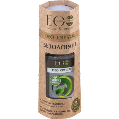 Naturalny dezodorant - deo crystal EO Laboratorie