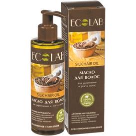 Jedwabny olej do włosów - Wzmocnienie i wzrost