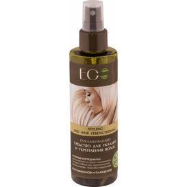 Wygładzający spray do układania i prostowania włosów / EO Laboratorie