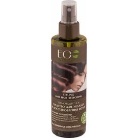 Termoochronny spray do układania włosów