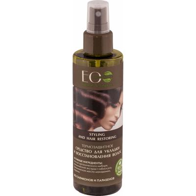 Termoochronny spray do układania włosów EO Laboratorie