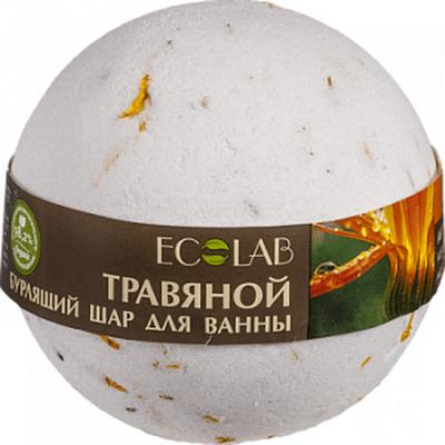 Musująca kula do kąpieli - Pierwiosnek i zielona herbata EO Laboratorie