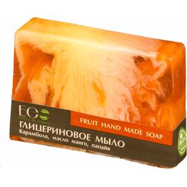 EO Laboratorie Naturalne mydło glicerynowe - Owocowe, 130 g