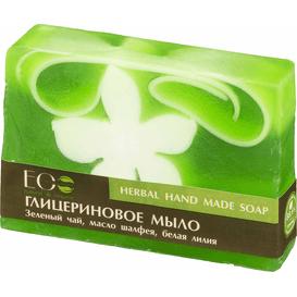 EO Laboratorie Naturalne mydło glicerynowe - Ziołowe, 130 g