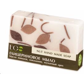 EO Laboratorie Naturalne mydło glicerynowe - Orzechowe