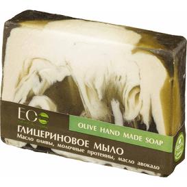 EO Laboratorie Naturalne mydło glicerynowe - Oliwkowe, 130 g