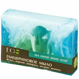 EO Laboratorie Naturalne mydło glicerynowe - Morskie, 130 g