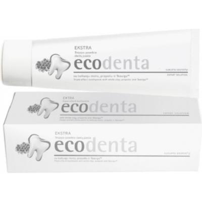 Pasta do zębów - Extra potrójny efekt Ecodenta