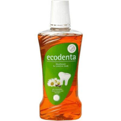 Płyn do płukania jamy ustnej dla wrażliwych zębów Ecodenta