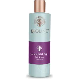 Żel pod prysznic i do mycia twarzy - Olive oil & fig