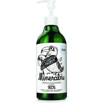 Naturalne mydło kuchenne w płynie do rąk - Mineralne Yope
