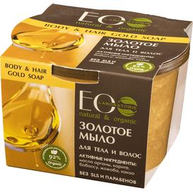 EO Laboratorie Złote mydło do ciała i włosów, 450ml