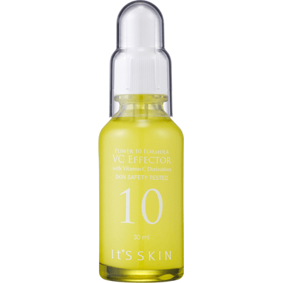 Power 10 Formula - Rozświetlające serum do twarzy - VC Effector It's Skin