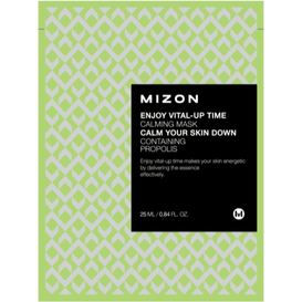 Kojąca maska z propolisem Enjoy Vital-Up Time CALMING MASK