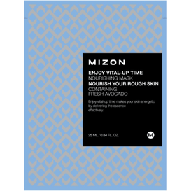 Mizon Enjoy Vital-Up Time Nourishing Mask - Odżywcza maska z awokado