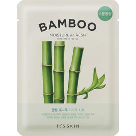 It's Skin Odświeżająca maska tkaninowa do twarzy - Bambus