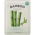 Odświeżająca maska tkaninowa do twarzy - Bambus