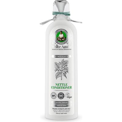 Pokrzywowy balsam do włosów - Miekkość i połysk White Agafia