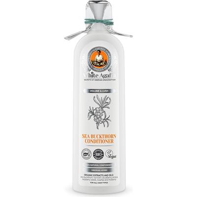 Rokitnikowy balsam do włosów - Objętość i puszystość White Agafia