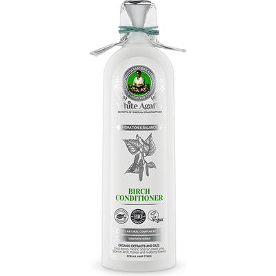 Brzozowy balsam do włosów - Nawilżenie i równowaga White Agafia