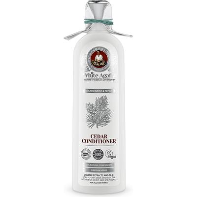 Cedrowy balsam do włosów - Regeneracja i odżywienie White Agafia