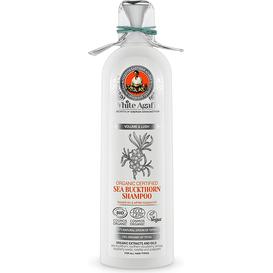 White Agafia Rokitnikowy szampon do włosów - Objętość i puszystość