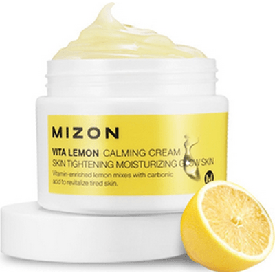 Krem cytrynowy Vita Lemon Calming Cream Mizon
