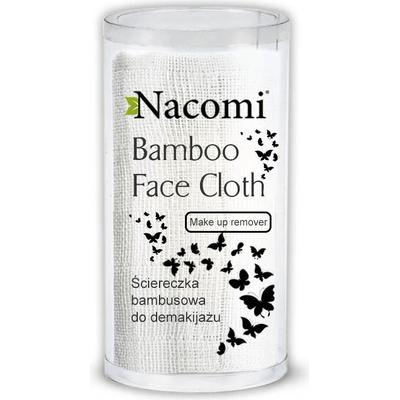 Bambusowa ściereczka do demakijażu Nacomi