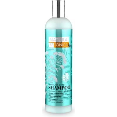 SZAMPON do włosów nadający blask SPARKLING SHINE Natura Estonica