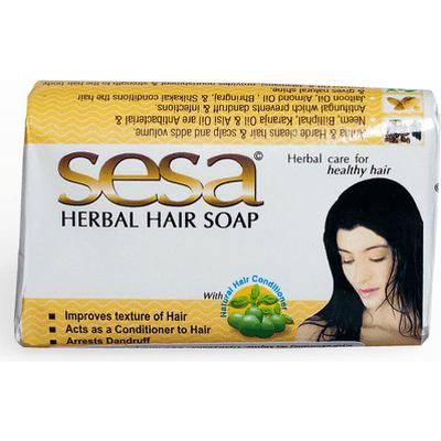 Ziołowe mydełko do włosów SESA