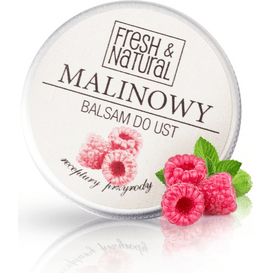 Fresh&Natural Malinowy balsam do ust