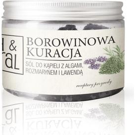 Fresh&Natural Borowinowa kuracja z algami rozmarynem i lawendą