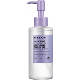Mizon Great Pure Cleansing Oil - Olejek do demakijażu