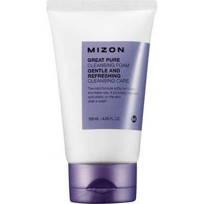Mydło do oczyszczania skóry - Great Pure Cleansing Foam Mizon