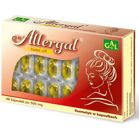 GAL Allergal 500 mg