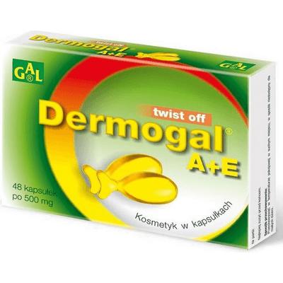 Dermogal A+E 500 mg GAL