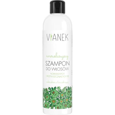 Normalizujący szampon do włosów Vianek