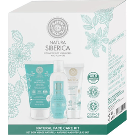 Natura Siberica Zestaw kosmetyków do twarzy Natura Face Care Kit