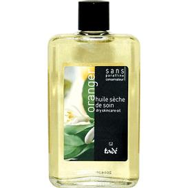Suchy olejek do ciała - Kwiat pomarańczy