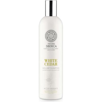 Biały Cedr - Szampon na objętość włosów Natura Siberica