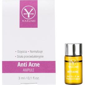 Yasumi Ampułka przeciwtrądzikowa - Anti Acne, 3 ml