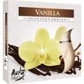 Świece zapachowe Maxi - 4 sztuki (różne rodzaje)