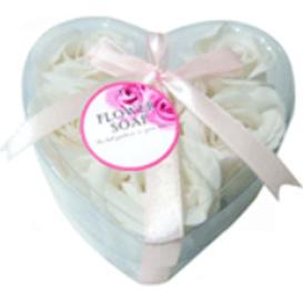 AD Kosmetyki Pachnące konfetti do kąpieli - płatki kwiatów - 6 szt.