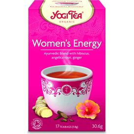 Yogi Tea Herbata dla Kobiet Energia BIO - 17 x 1,8 g